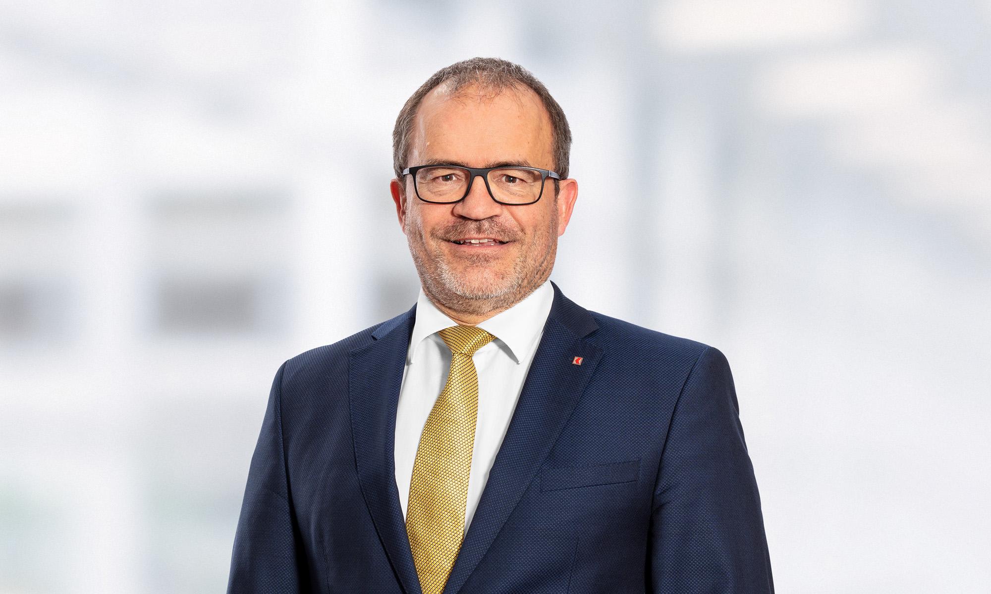 Bruno Thürig, CEO Obwaldner Kantonalbank, membre du Conseil d'administration et du Comité du conseil d'administration UBCS